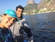 Blanca Manchón, subcampeona de la Semana Internacional de Río de Janeiro