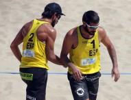 Marco-García superan la previa del Grand Slam de Long Beach