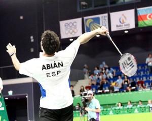 Pablo Abián en Baku. Fuente: COE