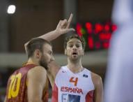España y Gasol arrollan de nuevo a Macedonia por 88-54