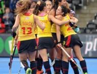Las 'redsticks' pasan a semifinales tras ganar a Polonia