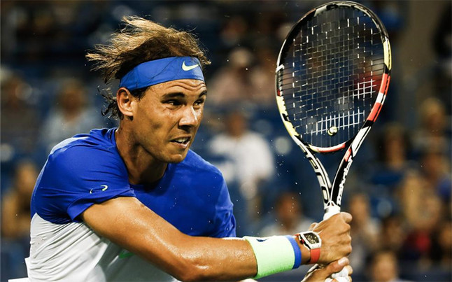 Rafa Nadal. Fuente: Sports