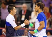Rafa Nadal cae ante Nishikori en Montreal