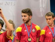 Oro y bronce para el equipo español de tenis de mesa en Guatemala