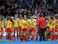 Las selecciones españolas de hockey hierba terminan sin medallas en el Europeo