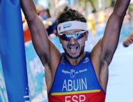 5ª plaza para Uxio Abuin en la Copa de Europa de Triatlón