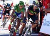 4 etapa Vuelta a España 2015 - resumen