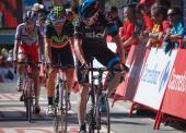 Etapa 2 - Vuelta a España 2015 - resumen