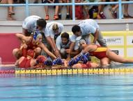 España revalida el subcampeonato del mundo junior en Grecia
