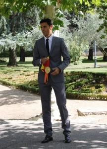 Miguel Ángel López. Fuente: CSD