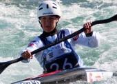 Maialen Chourraut, 5ª en el Mundial de slalom y clasificación olímpica