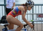 Miriam Casillas, 5ª en el mundial sub-23 de triatlón