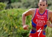 Rubén Ruzafa, bicampeón del mundo de triatlón Cros en Cerdeña