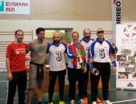 El IK masculino gana el Torneo de Goalball FVDA