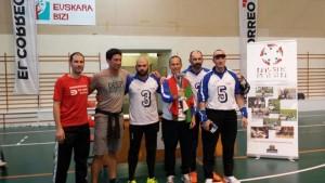 El IK masculino ha conseguido la victoria en Getxo. Fuente: dxtadaptado.com.