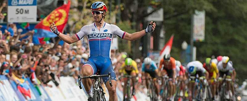 Peter Sagan ha logrado la victoria en Richmond. Fuente: USA Today.