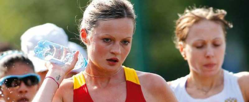 Julia Takacs. Imágenes: runner.es