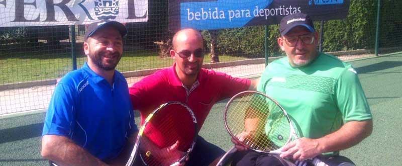 Álvaro Illobre () se ha proclamado vencedor del torneo. Fuente: .