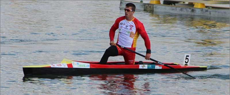 Sete Bemavides ha conseguido la plata en el test preolímpico de Río. Fuente: AD.