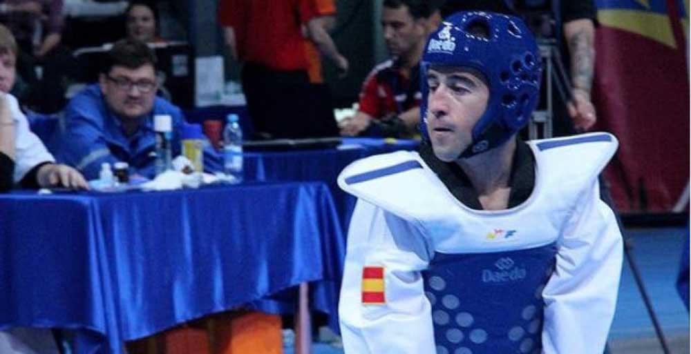 Álex Vidal. Fuente: Federación Gallega de Taekwondo
