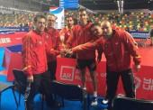 El equipo masculino finalizará el europeo de Rusia en la élite continental