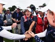 EEUU arrebata a Europa la Solheim Cup en la última jornada