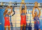 Gómez Noya consigue su 5º título mundial en Chicago