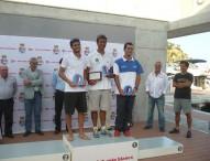 Muscat y Stadel reinan en el Campeonato de España de Blanes