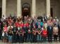Los campeones del mundo de rugby inclusivo, en Ávila