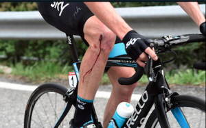 Chris Froome. Imágenes: AD