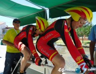 La selección española de paraciclismo, rumbo a Sudáfrica