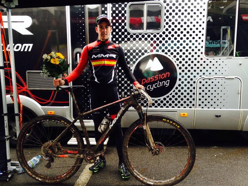 Pablo Rodríguez. Fuente: UCI