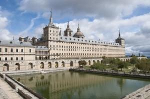 Monasterio de San Lorenzo de El Escorial. Imágenes: AD
