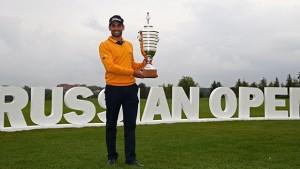 El inglés Lee Slattery ha ganado el torneo. Fuente: Getty Images.
