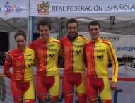 10ª plaza para España en el 'team relay'