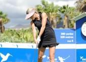 El Disa campeonato de España profesional femenino, un torneo con fondo benéfico