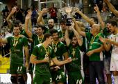 El Unicaja Almería conquista la Supercopa