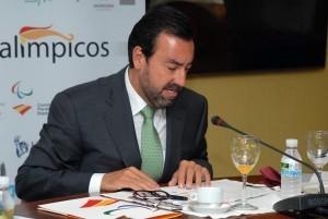 Miguel Carballeda, presidente del CPE. Fuente: AD.