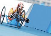 Vicente Arzo, preseleccionado para los Juegos Paralímpicos de Río 2016