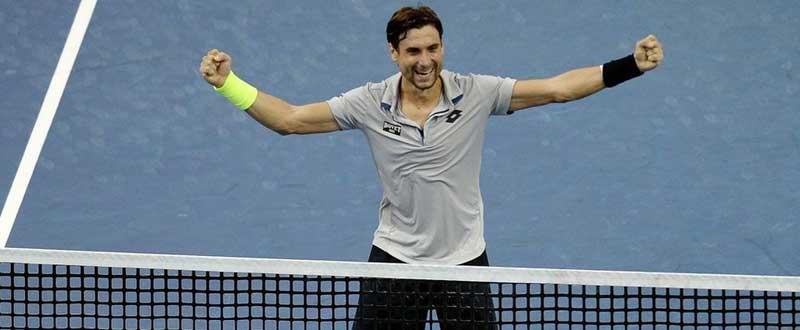 David Ferrer ha conquistado en Malasia su 4º título de la temporada. Fuente: AFP.