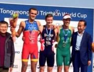 David Castro conquista la plata en Tongyeong