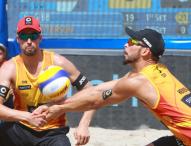 Ya se conoce el nombre de los vencedores en el Campeonato de España de vóley playa
