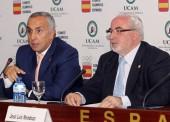 Nuevos deportistas se incorporan al proyecto formativo COE-UCAM