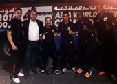 Samuel Carmona cae en el mundial de boxeo