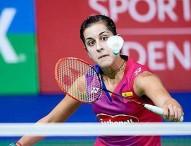 Carolina Marín se planta en cuartos del Open de Malasia