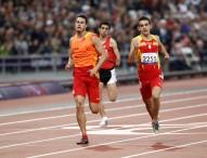 Gerard Descarrega, récord de Europa en los 400 metros en t11