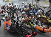 Cartagena cierra la 2ª Copa de España de ciclismo adaptado