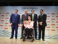 Teresa Perales, agranda su leyenda
