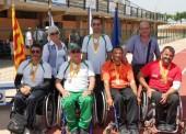 José Luis Amador consigue el doblete en el Campeonato de Cataluña de tiro con arco