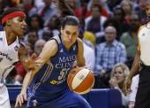 Anna Cruz se convierte en la 2ª española en ser campeona de la WNBA